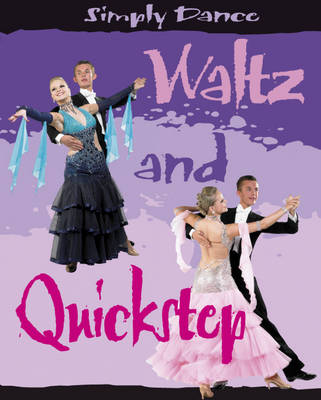 Waltz and Quick Step - Simply Dance (Hardback)