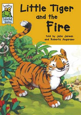 Little Tiger and the Fire (Paperback)