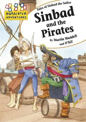 Sinbad and the Pirates - Hopscotch Adventures 60 (Paperback)