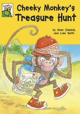 Cheeky Monkey's Treasure Hunt - Leapfrog 68 (Paperback)
