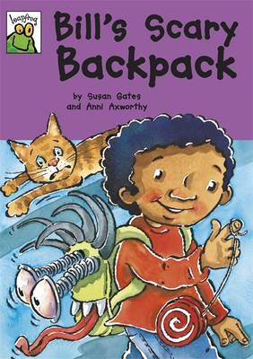 Bill's Scary Backpack - Leapfrog (Paperback)