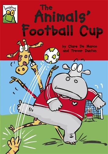 Leapfrog: The Animals' Football Cup - Leapfrog (Paperback)