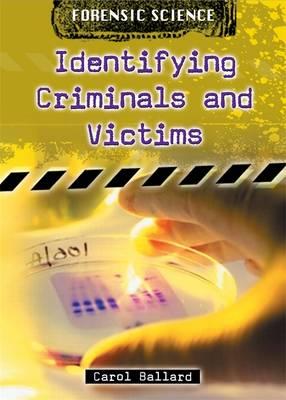 Identifying Criminals and Victims (Hardback)