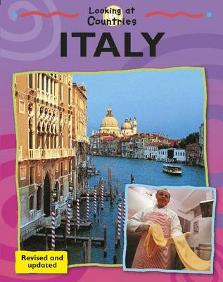 Italy - Looking at Countries 13 (Paperback)