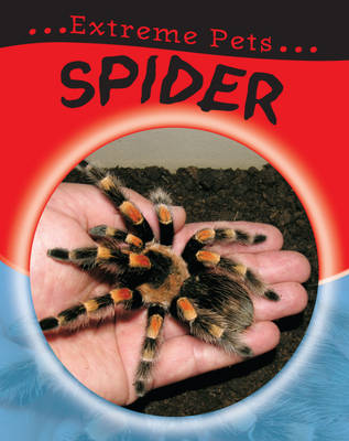 Spider - Extreme Pets 8 (Paperback)