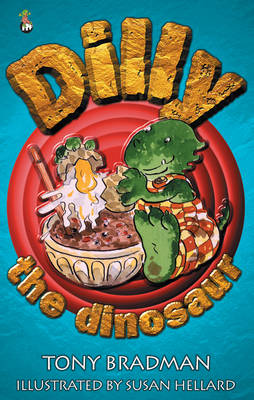 Dilly the Dinosaur (Paperback)
