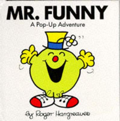 Mr. Funny - Mr. Men & Little Miss Pop Ups (Paperback)