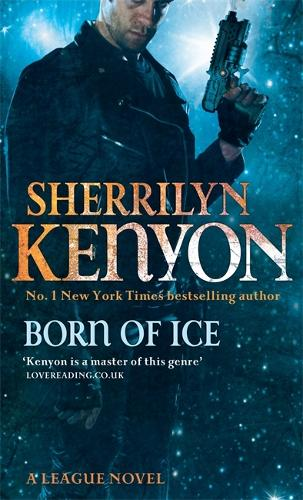 Born Of Ice: Number 3 in series - League (Paperback)