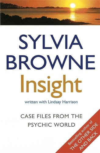 Insight: Case files from the psychic world (Paperback)