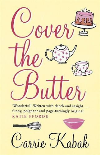 Cover The Butter (Paperback)