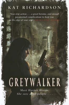 Greywalker - Greywalker Series 1 (Paperback)