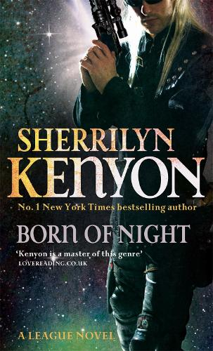 Born Of Night: Number 1 in series - League (Paperback)