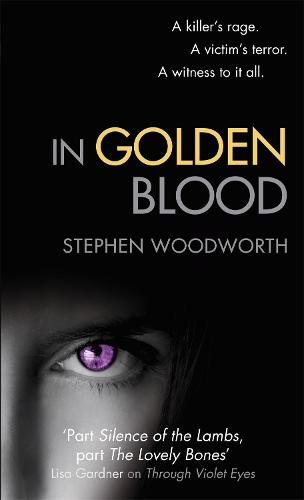 In Golden Blood: Number 3 in series - Violet (Paperback)