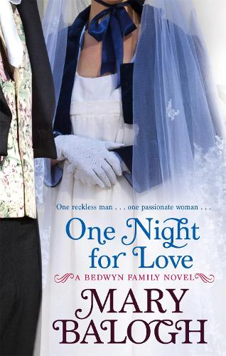 One Night For Love: Number 1 in series - Bedwyn Series (Paperback)