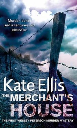 The Merchant's House: A gripping, detective thriller with a heart-stopping twist - Wesley Peterson (Paperback)