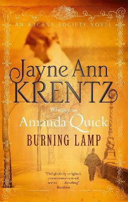 Burning Lamp: Number 8 in series - Arcane Society 8 (Paperback)