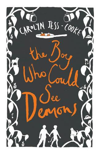 The Boy Who Could See Demons (Paperback)