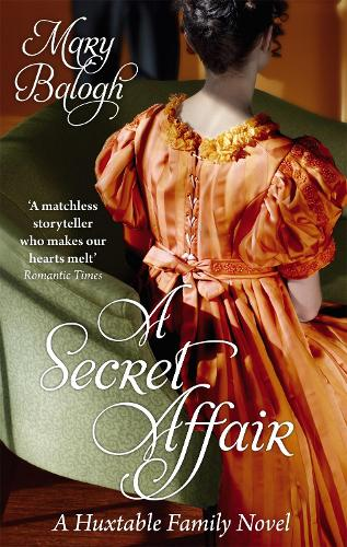 A Secret Affair: Number 5 in series - Huxtables (Paperback)
