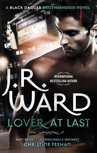 Lover at Last: Number 11 in series - Black Dagger Brotherhood Series (Paperback)