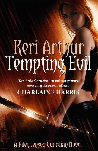 Tempting Evil: Number 3 in series - Riley Jenson Guardian (Paperback)