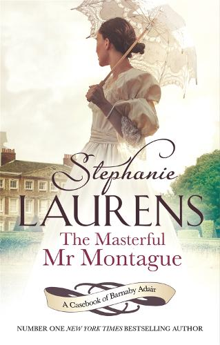 The Masterful Mr Montague: Number 2 in series - From the Casebook of Barnaby Adair (Paperback)