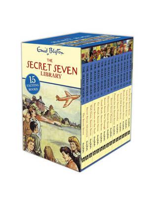 Secret Seven (Paperback)