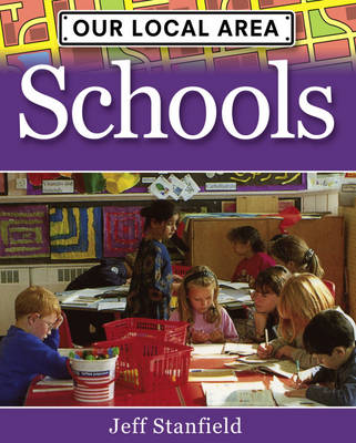 Schools - Our Local Area 2 (Paperback)