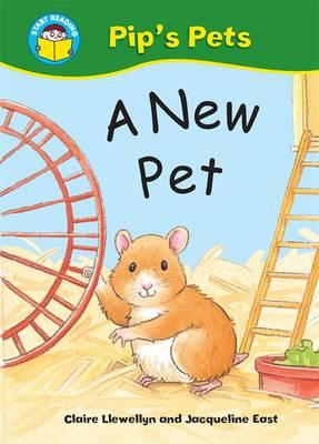 A New Pet - Start Reading: Pip's Pets 7 (Hardback)