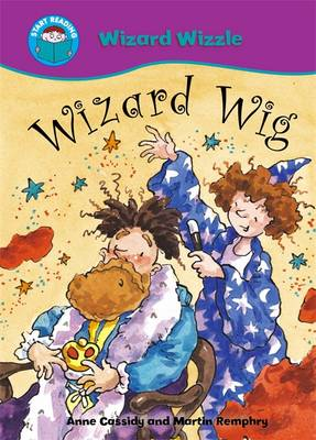 Wizard Wig - Start Reading: Wizzle the Wizard 6 (Paperback)