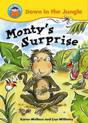 Monty's Surprise - Start Reading: Down in the Jungle No. 6 (Paperback)