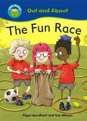 The Fun Race - Start Reading: Out & About 8 (Paperback)