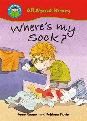 Where's My Sock? - Start Reading: All About Henry 6 (Paperback)
