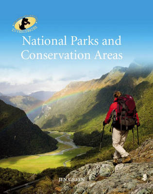 National Parks and Conservation Areas - The Geography Detective Investigates 12 (Hardback)