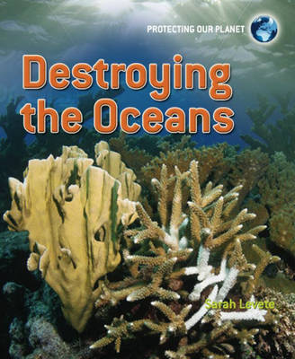 Destroying the Oceans - Protecting Our Planet 19 (Hardback)