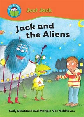 Jack and the Aliens (Paperback)
