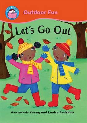 Let's Go Out - Start Reading: Outdoor Fun 6 (Paperback)