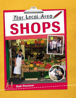 Shops - Your Local Area 7 (Hardback)
