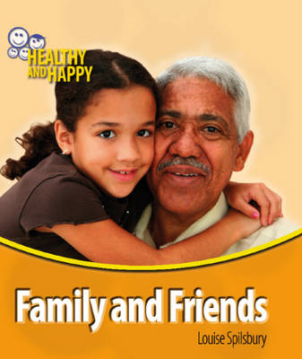 Family and Friends - Healthy & Happy 4 (Hardback)