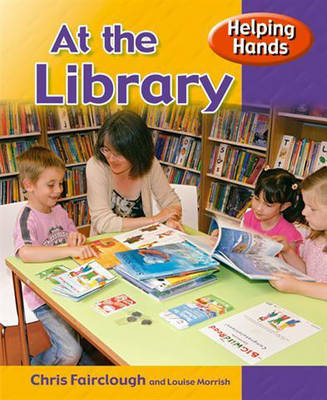 At the Library - Helping Hands 16 (Paperback)