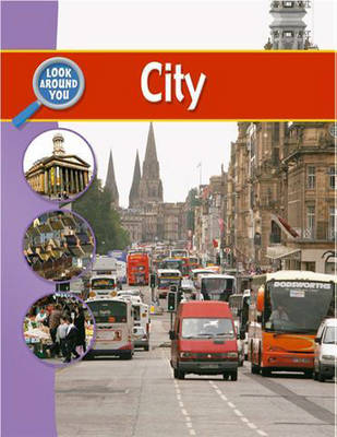 City - Look Around You 1 (Paperback)