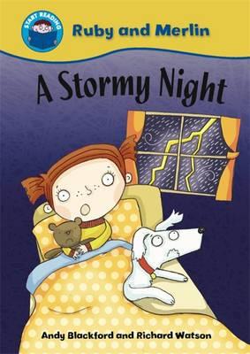 A Stormy Night - Start Reading: Ruby & Merlin 1 (Paperback)
