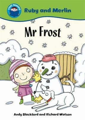 Mr. Frost - Start Reading: Ruby & Merlin 4 (Paperback)