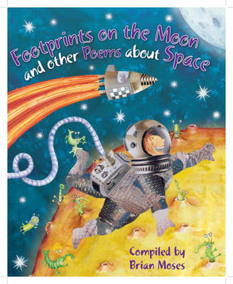 Footprints on the Moon and Other Poems About Space - Poems About No. 15 (Paperback)
