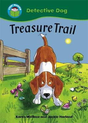 Start Reading: Detective Dog: Treasure Trail - Start Reading: Detective Dog (Paperback)