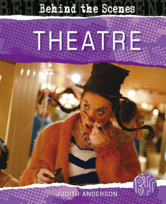 Theatre - Behind the Scenes (Paperback)