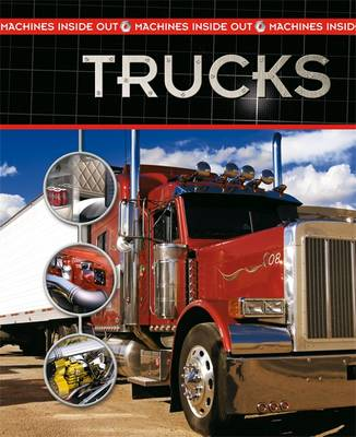 Trucks - Amazing Machines (Paperback)
