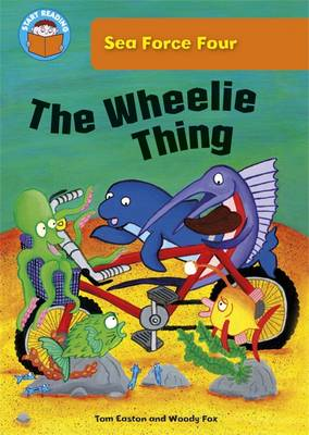 The Wheelie Thing (Paperback)