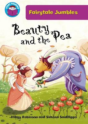 Beauty & the Pea (Paperback)
