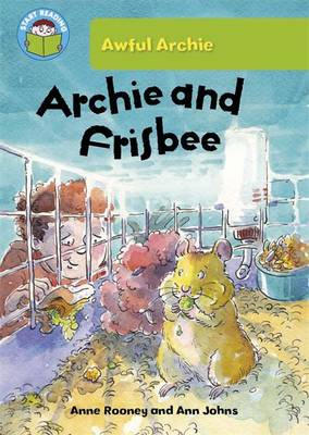 Archie and Frisbee - Start Reading: Awful Archie 3 (Paperback)