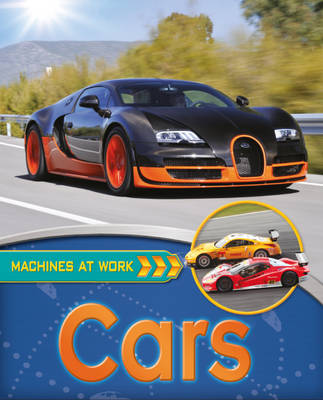 Cars - Machines at Work 1 (Hardback)
